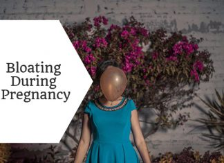 Bloating During Pregnancy