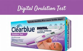 Digital Ovulation Test