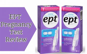 EPT Pregnancy Test Review
