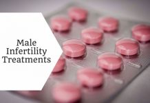 Male infertility treatments