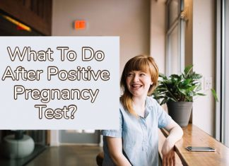 What to do after a positive pregnancy test?