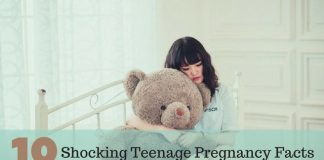 10 Shocking Teenage Pregnancy Facts