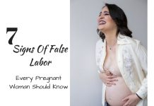7 Signs Of False Labor Every Pregnant Woman Should Know
