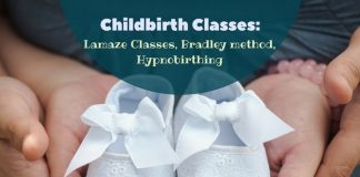 Childbirth Classes: Lamaze Classes, Bradley method, Hypnobirthing