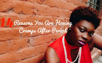14 Reasons You're Having Cramps After Period
