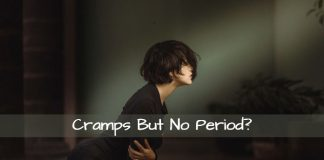 Cramps But No Period