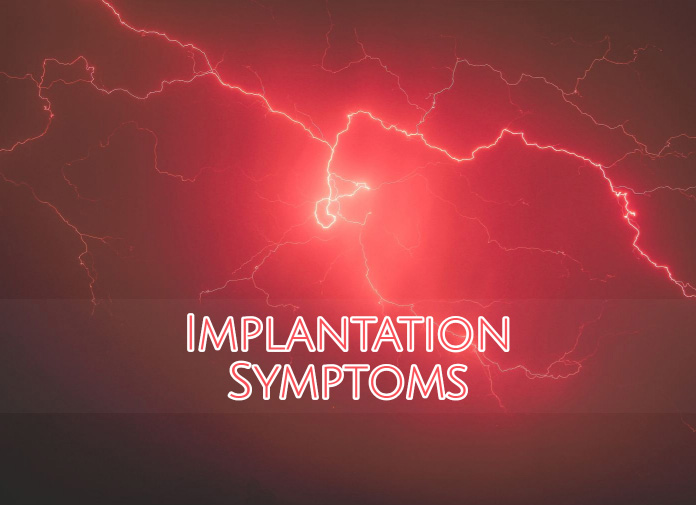 Implantation Symptoms