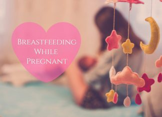 Breastfeeding While Pregnant