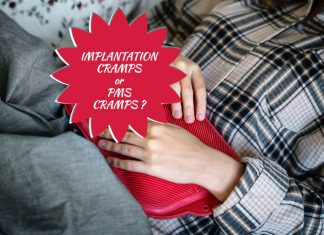 Implantation Cramps Or PMS Cramps?