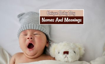 Unique Baby Boy Names And Meanings