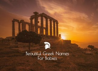 Beautiful Greek Names For Babies Inspired By Mythology