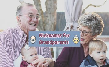 Alternative Nicknames For Grandparents - Cool, Classic or Trendy?