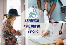 Prenatal Tests: Genetic Tests, Screening Tests And Routine Tests During Pregnancy
