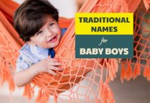 250+ Cool And Traditional Names for Baby Boy With Meanings