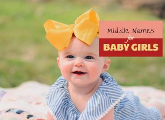 Middle Names for Baby Girl: Popular & Trendy